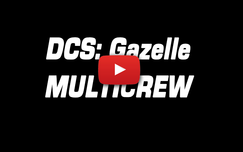 Gazelle Multicrew