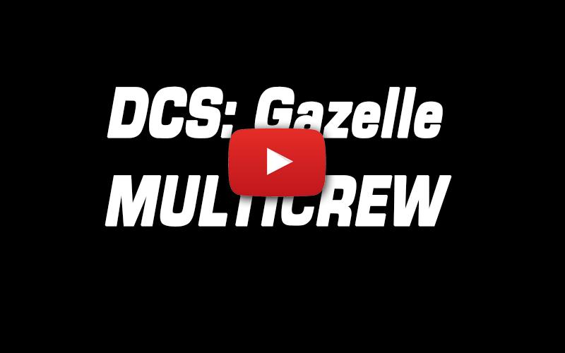 Gazelle Multicrew